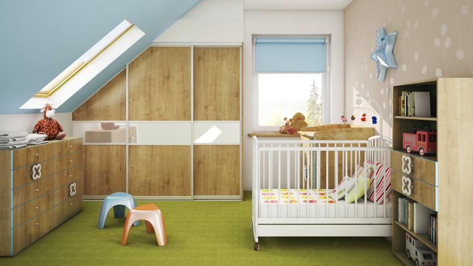 komoda do pokoju dziecięcego