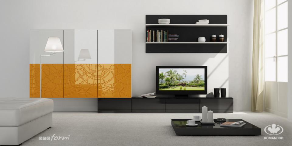 meble pod telewizor modulowe z proformem