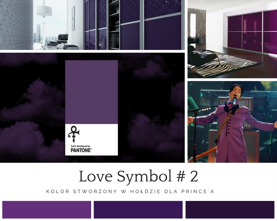 Wnętrza w kolorze Love symbol nr 2