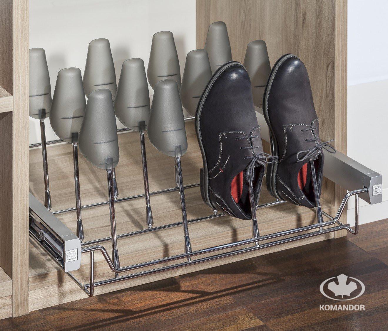 Prawidła do przechowywania butów