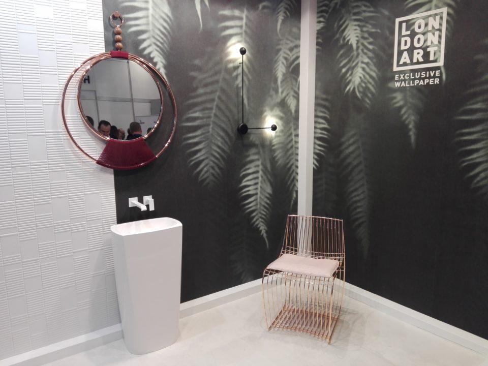 Aranżacja łazienki na targach designu
